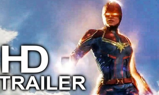 CAPTAIN MARVEL Is Best & Strongest Avenger Trailer NEW (2019) Superhero Movie HD