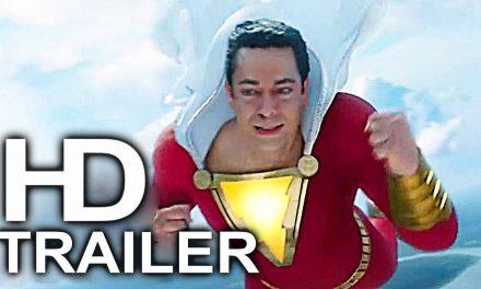 SHAZAM Superman Flying Trailer NEW (2019) Superhero Movie HD