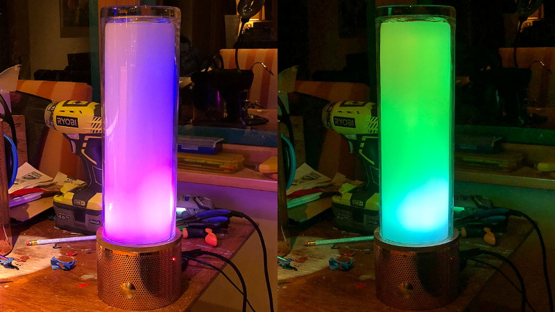 Fueled By Jealousy, This Smart Lamp Really Shines