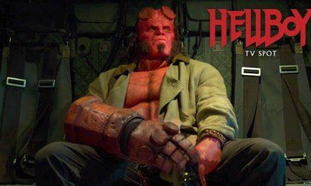 "Hellboy (2019 Movie) Official TV Spot ""Never Fear"" – David Harbour, Milla Jovovich, Ian McShane"