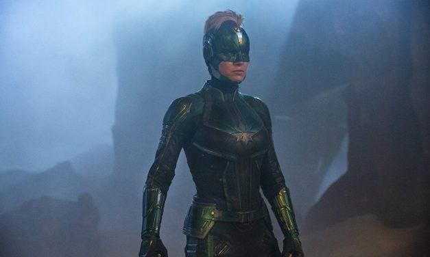 'Captain Marvel' is a totally average Marvel movie—and that's OK