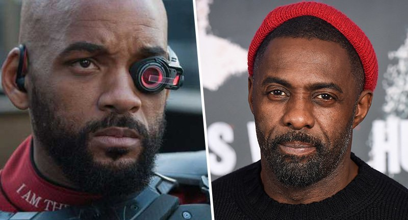 Idris Elba Will Replace Will Smith As Deadshot In Suicide Squad 2