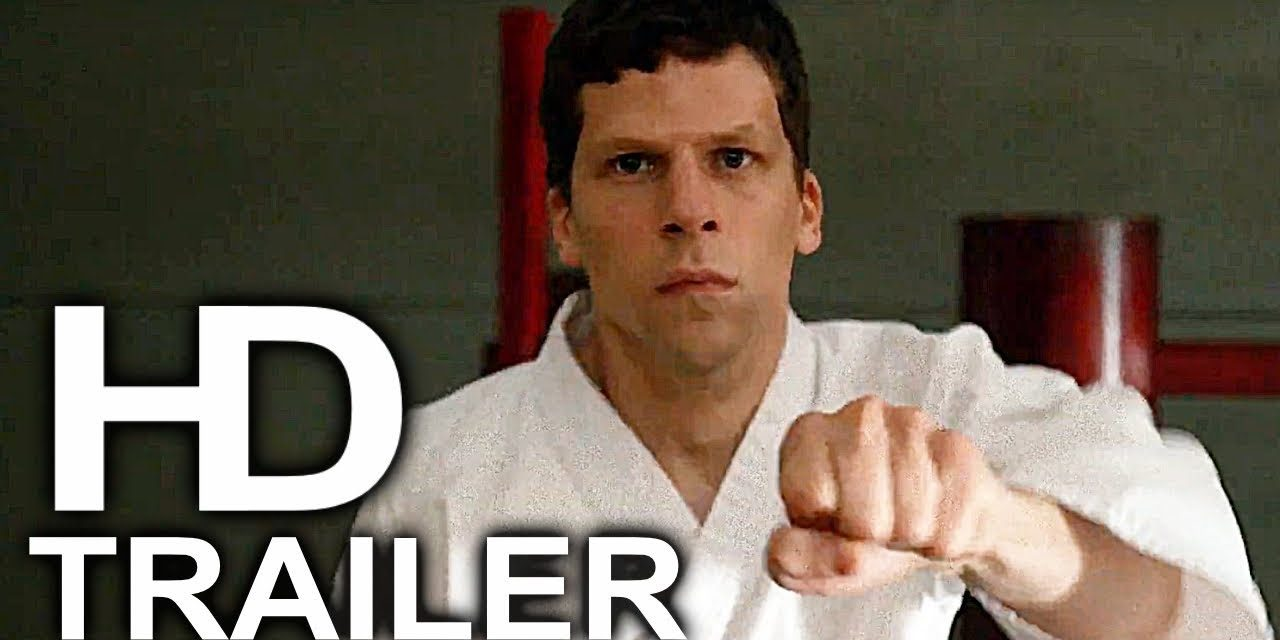 THE ART OF SELF DEFENSE Trailer #1 NEW (2019) Jesse Eisenberg Comedy Movie HD