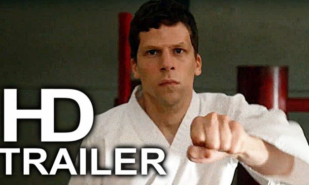 THE ART OF SELF DEFENSE Trailer #1 NEW (2019) Jesse Eisenberg Comedy Movie HD