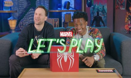 Jon Glaser Shares His Favorite Gadget in Marvel's Spider-Man | Marvel Let's Play