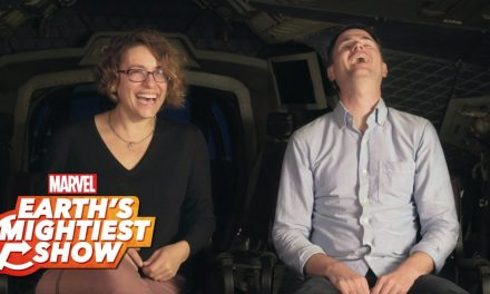 Marvel Studios' Captain Marvel's directors take you behind the scenes! | Earth's Mightiest Show