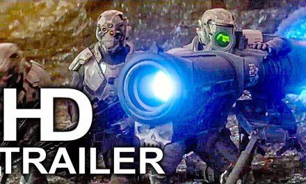LOVE DEATH + ROBOTS Trailer #2 NEW (2019) David Fincher, Tim Miller Netflix Series HD