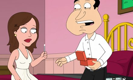Family Guy Sneak Peek: Quagmire's Secret Daughter Is… Mandy Moore?!
