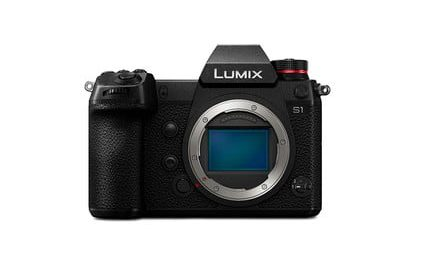 Panasonic Lumix S1 hands-on review