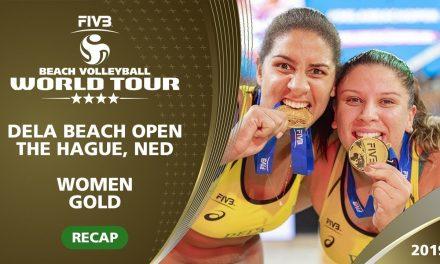 The Hague 4-Star 2019 – Women Gold – USA vs. BRA – Recap