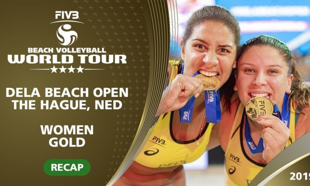 The Hague 4-Star 2019 – Women Gold – USA vs. BRA – Recap