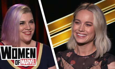 "Brie Larson Explains Why Captain Marvel is Her Most ""Dynamic"" Role 
