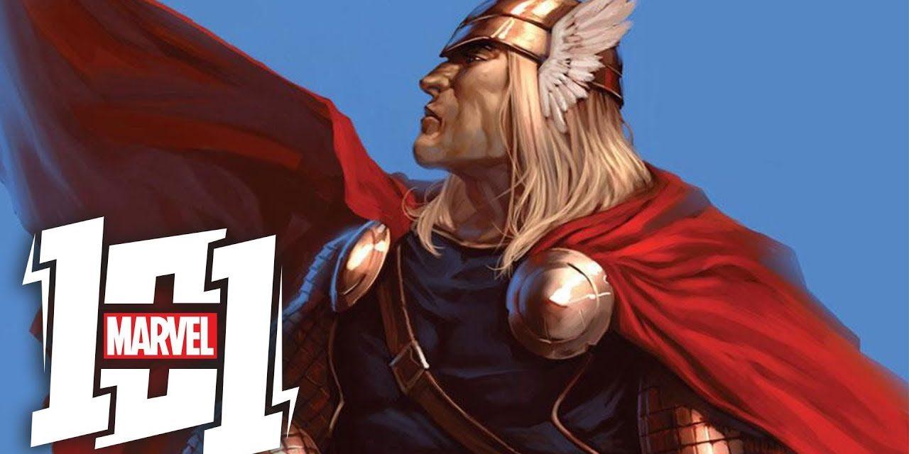 Thor | Marvel 101