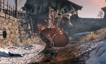 Watch A Shinobi Take On A Raging Bull In New Sekiro: Shadows Die Twice Trailer