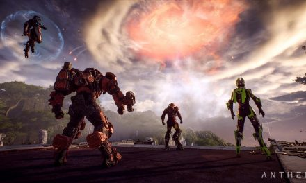 Anthem Review – Not my Jam