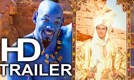 ALADDIN Trailer #3 NEW (2019) Will Smith Disney Live Action Movie HD