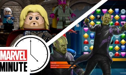 Ms. Marvel Returns & New Lego Marvel Collection! | Marvel Minute