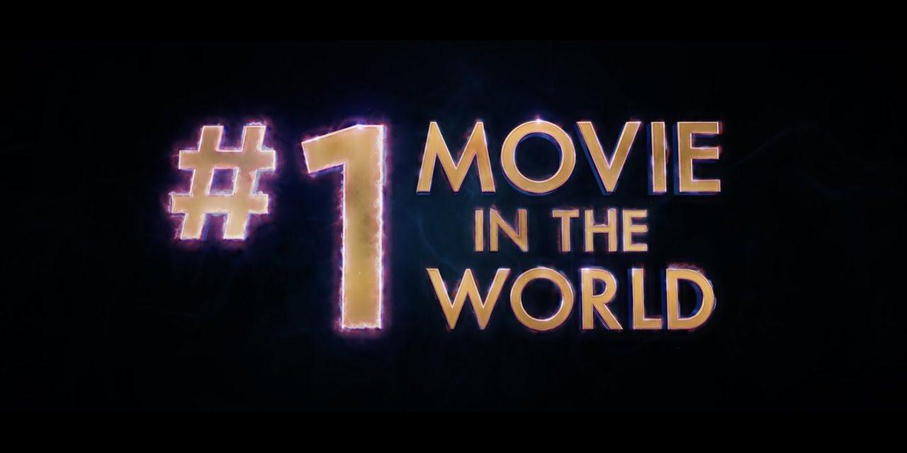 "Marvel Studios' Captain Marvel   ""Origin – #1 Movie"" TV Spot"
