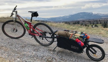 Survival Gear Review: Burley COHO XC Bike Trailer