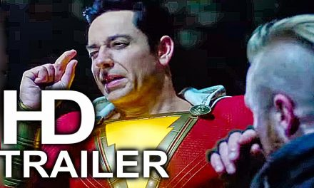 SHAZAM Almost Cool As Superman Trailer NEW (2019) Superhero Movie HD