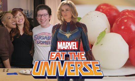 Captain Marvel Skrull-Inspired Salad   Eat the Universe