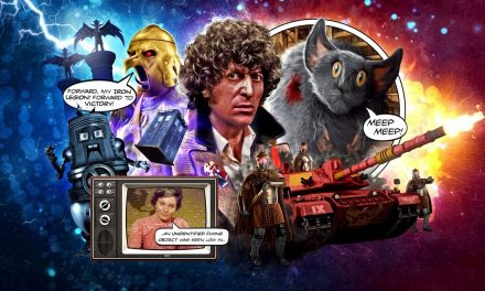 BEEP THE MEEP RETURNS! – The Fourth Doctor Comic Strip Adaptations | Doctor Who