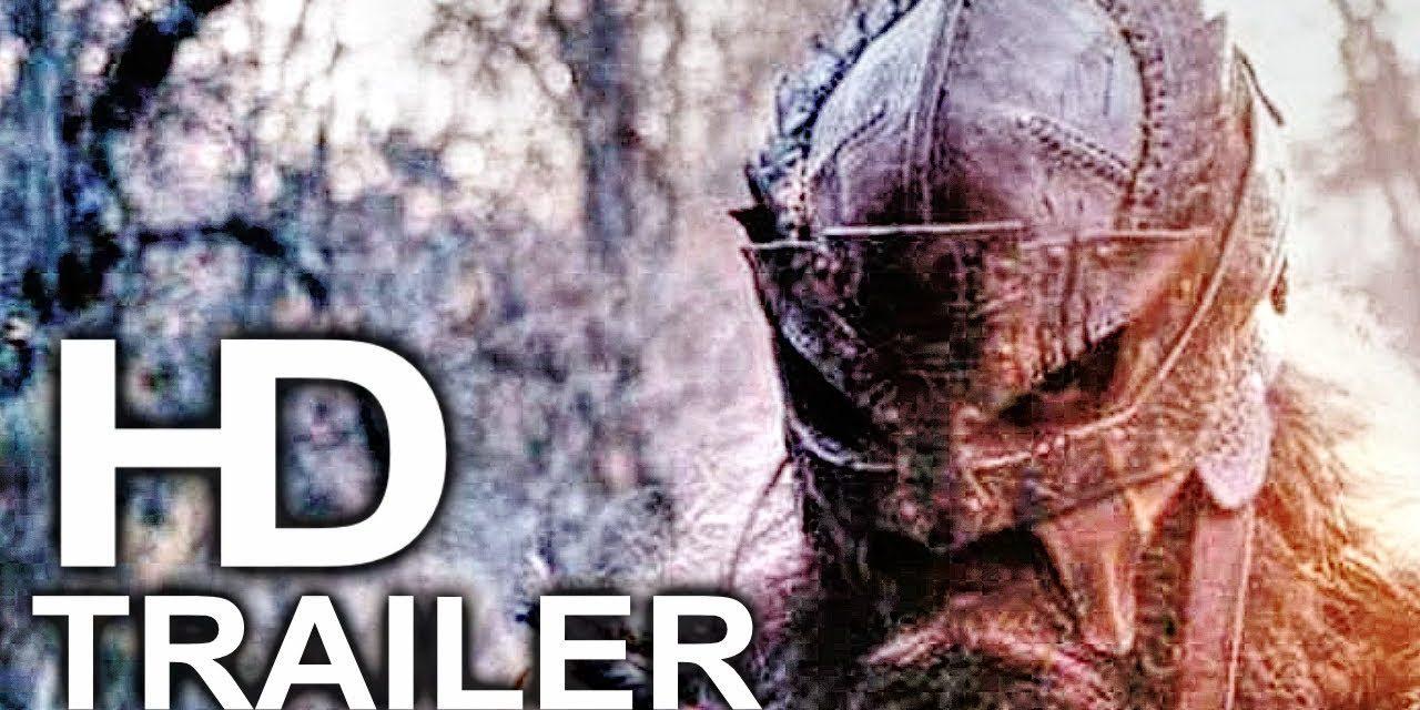 THE HEAD HUNTER Trailer #1 NEW (2019) Vikings Monster Horror Movie HD