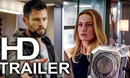 AVENGERS 4 ENDGAME Trailer #2 NEW (2019) Marvel Superhero Movie HD