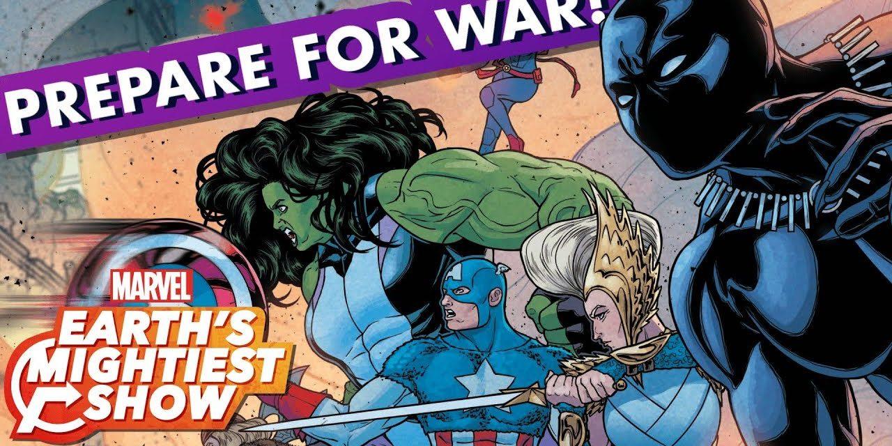 Marvel Universe Vs. Malekith   Earth's Mightiest Show