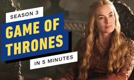 Game of Thrones Season 3 in 5 Minutes