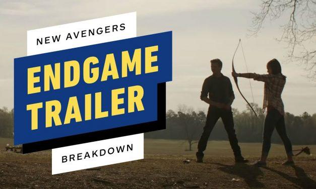Avengers: Endgame Trailer #2 Breakdown