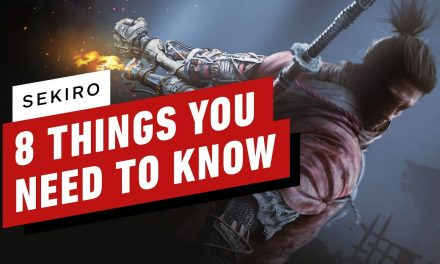 Sekiro: 8 Things You Need to Know