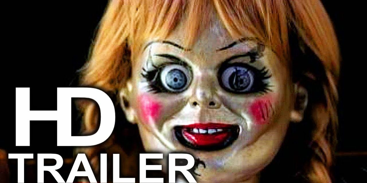 ANNABELLE 3 Teaser Trailer #1 NEW (2019) Patrick Wilson, Vera Farmiga Horror Movie HD