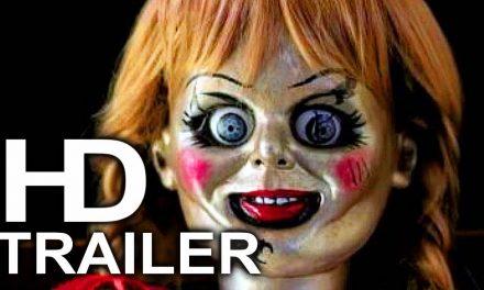 ANNABELLE 3 Teaser Trailer #1 NEW (2019) Patrick Wilson, Vera Farmiga Horror Movie HD