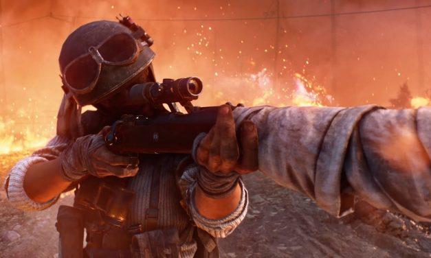 Battlefield V – Official Firestorm Reveal Trailer