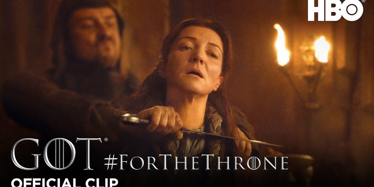 """""""The Red Wedding"""" #ForTheThrone Clip   Game of Thrones   Season 3"""