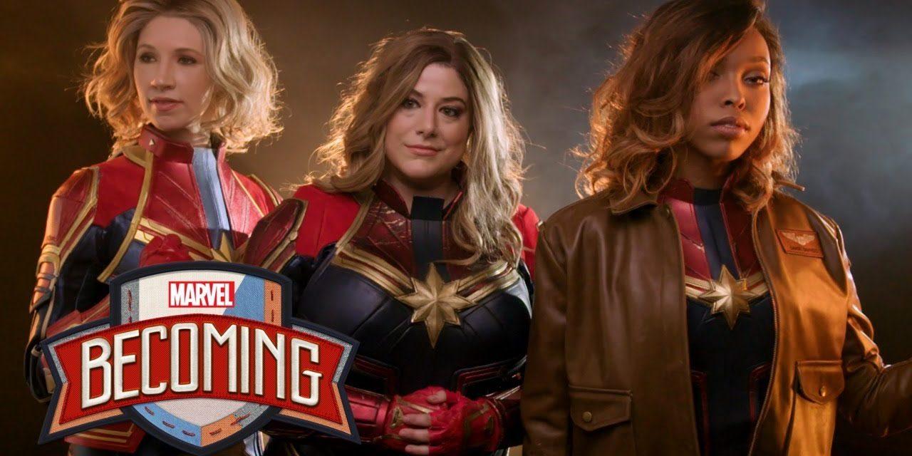 Captain Marvel   Marvel Becoming