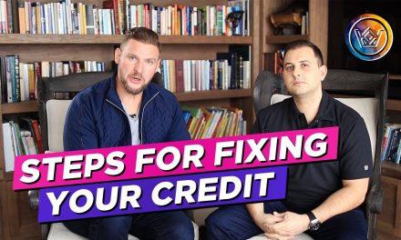 How Do I Repair My Credit?