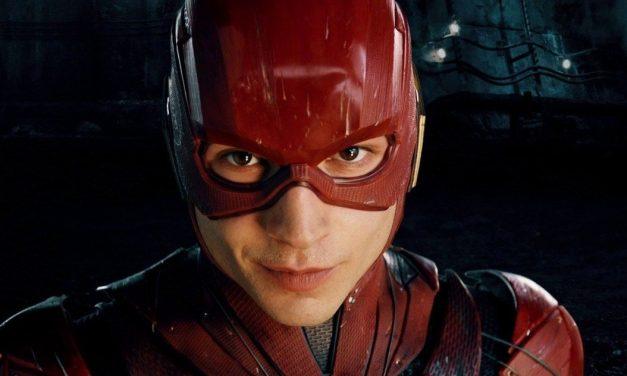 Ezra Miller to Help Rewrite The Flash Movie in Bid to Save Role