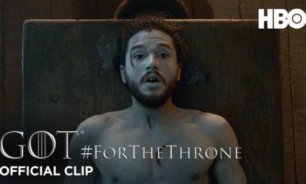 """Jon Snow's Resurrection"" #ForTheThrone Clip | Game of Thrones | Season 6"