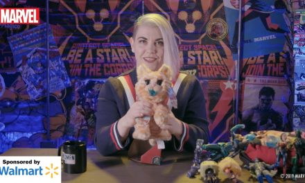 Marvel Studios' Captain Marvel Toy Unboxing!