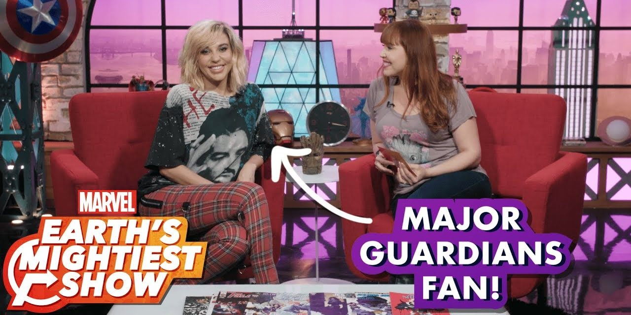 Shaylen Reveals Her Love for The Guardians of the Galaxy   Earth's Mightiest Show Bonus