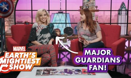 Shaylen Reveals Her Love for The Guardians of the Galaxy | Earth's Mightiest Show Bonus