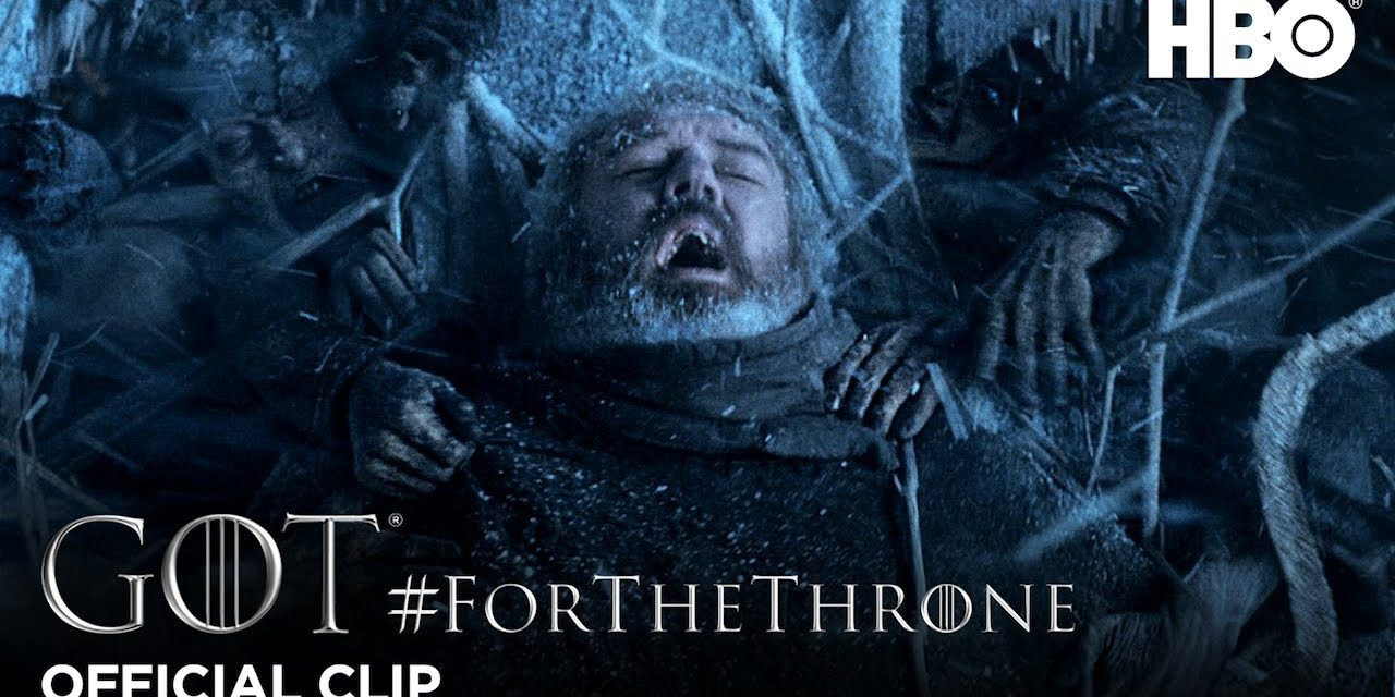 """""""Hold the Door"""" #ForTheThrone Clip   Game of Thrones   Season 6"""