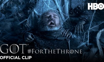 """Hold the Door"" #ForTheThrone Clip 