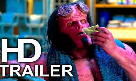 HELLBOY Osiris Club Scene Clip + Trailer NEW (2019) Superhero Movie HD