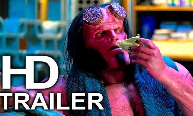 HELLBOY Osiris Club Scene Clip + Trailer NEW (2019) Superhero Movie HD