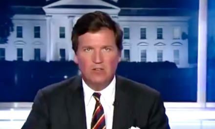 Trump Self-Owns With Sharing Of Tucker Carlson Birther Clip