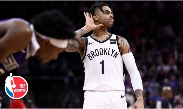 D'Angelo Russell's massive fourth quarter fuels Nets' comeback win l NBA Highlights