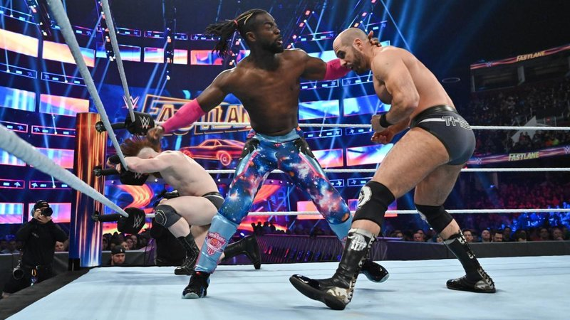 Tuesday cable ratings: 'WWE Smackdown' reclaims top slot from 'The Curse of OakIsland'